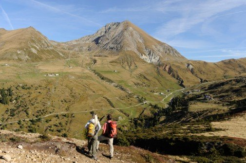 Hiking and nature experiences in Verano/South Tyrol